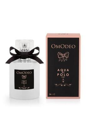 Aqua Di Polo 1987 Kadın  Di Polo Omodeo Edp 50 ml Parfüm Beyaz