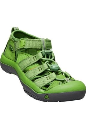 Keen Unisex Genç Yeşil Sandalet Newport H2