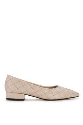 Sole Sisters Babet & Düz Ayakkabı Bej - Trevı