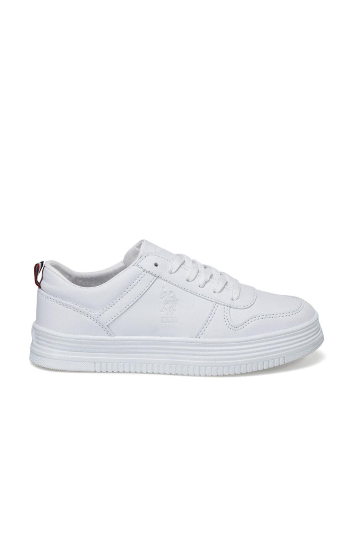 Polo Surı Beyaz Kadın Sneaker 2