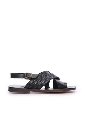 KEMAL TANCA Erkek Derı Sandalet Sandalet 607 Mk 06 Erk Sndlt Y19