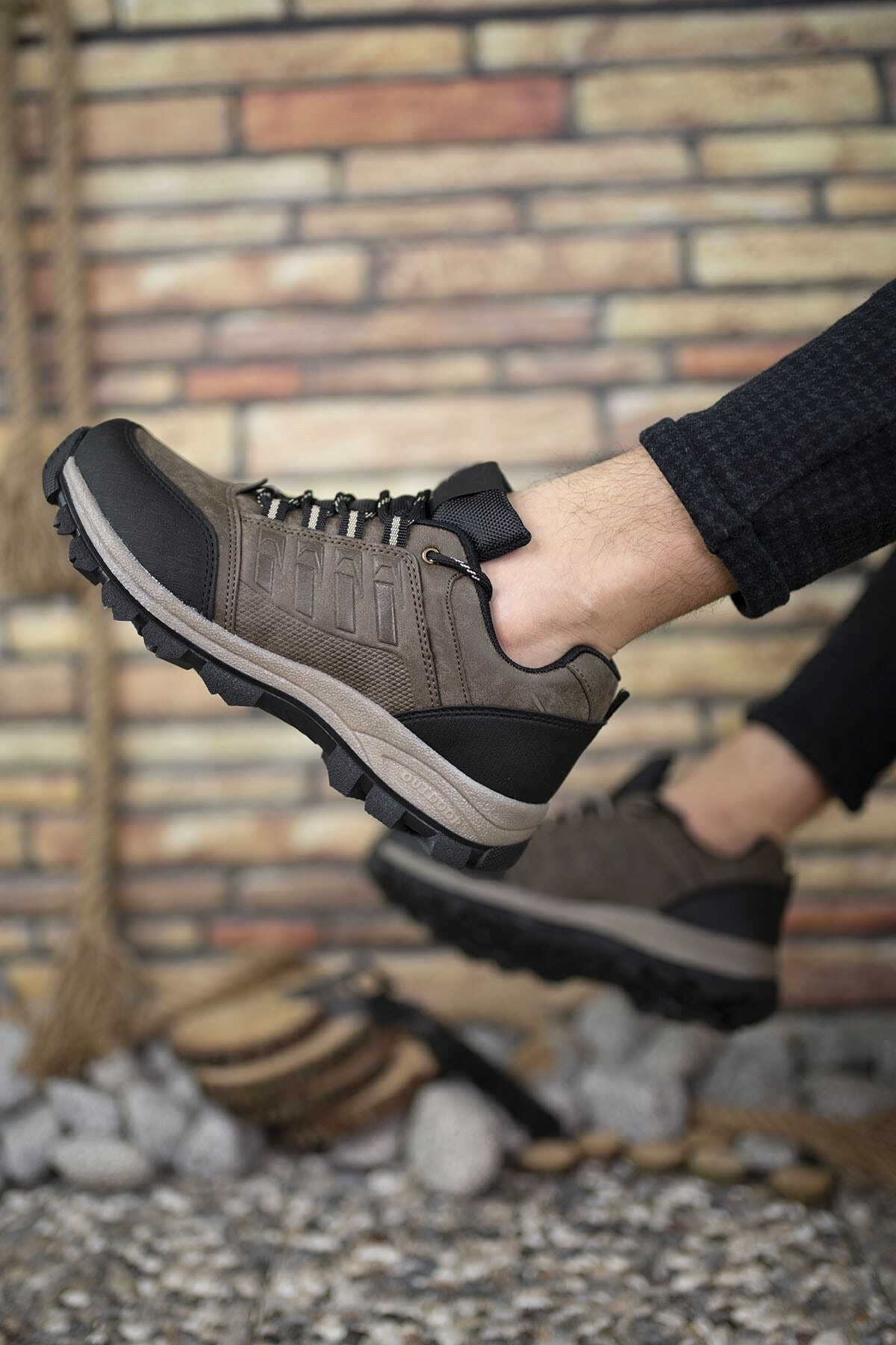 Riccon Vizon Erkek Trekking Ayakkabı 0012x5 2
