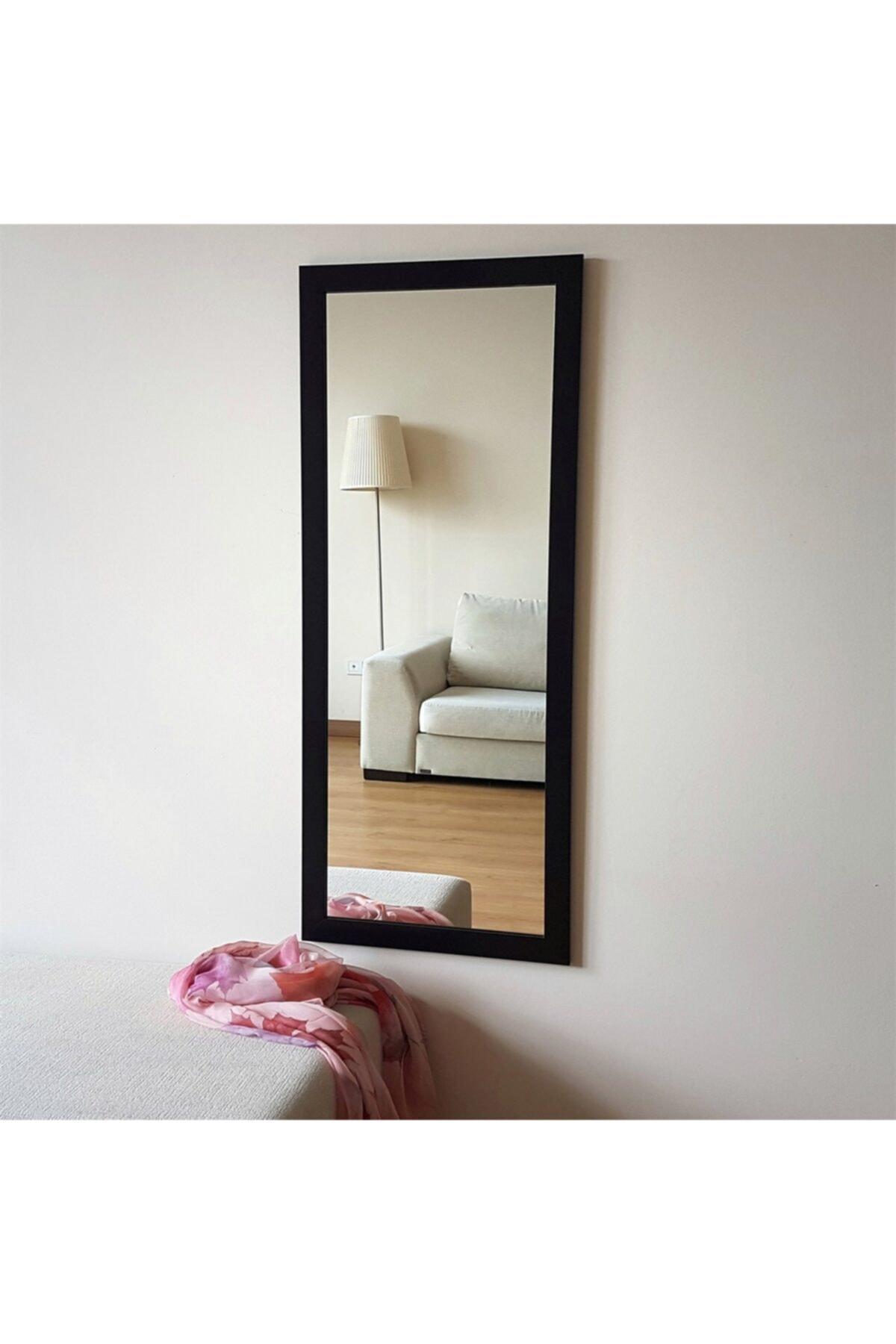 NEOstill - Siyah Dekoratif Ayna 45x110 Cm A205 1