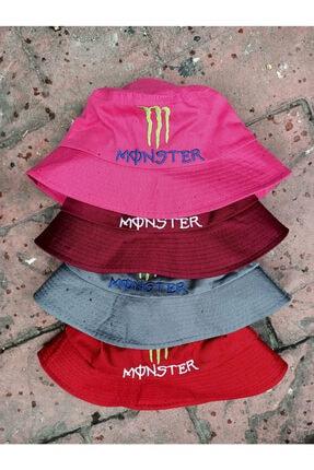 Köstebek Monster Bucket Şapkalar