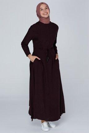 Armine Elbise 19ka9852 Mürdüm