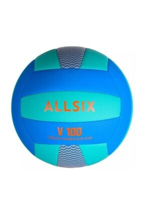 Allsix V100 Voleybol Topu (Mavi)