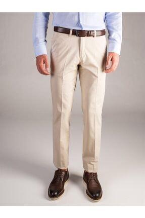 Dufy Taş Düz Sık Dokuma Erkek Pantolon - Regular Fıt
