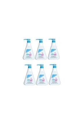Sebamed Bebek Şampuanı 500 ml X 6 Adet