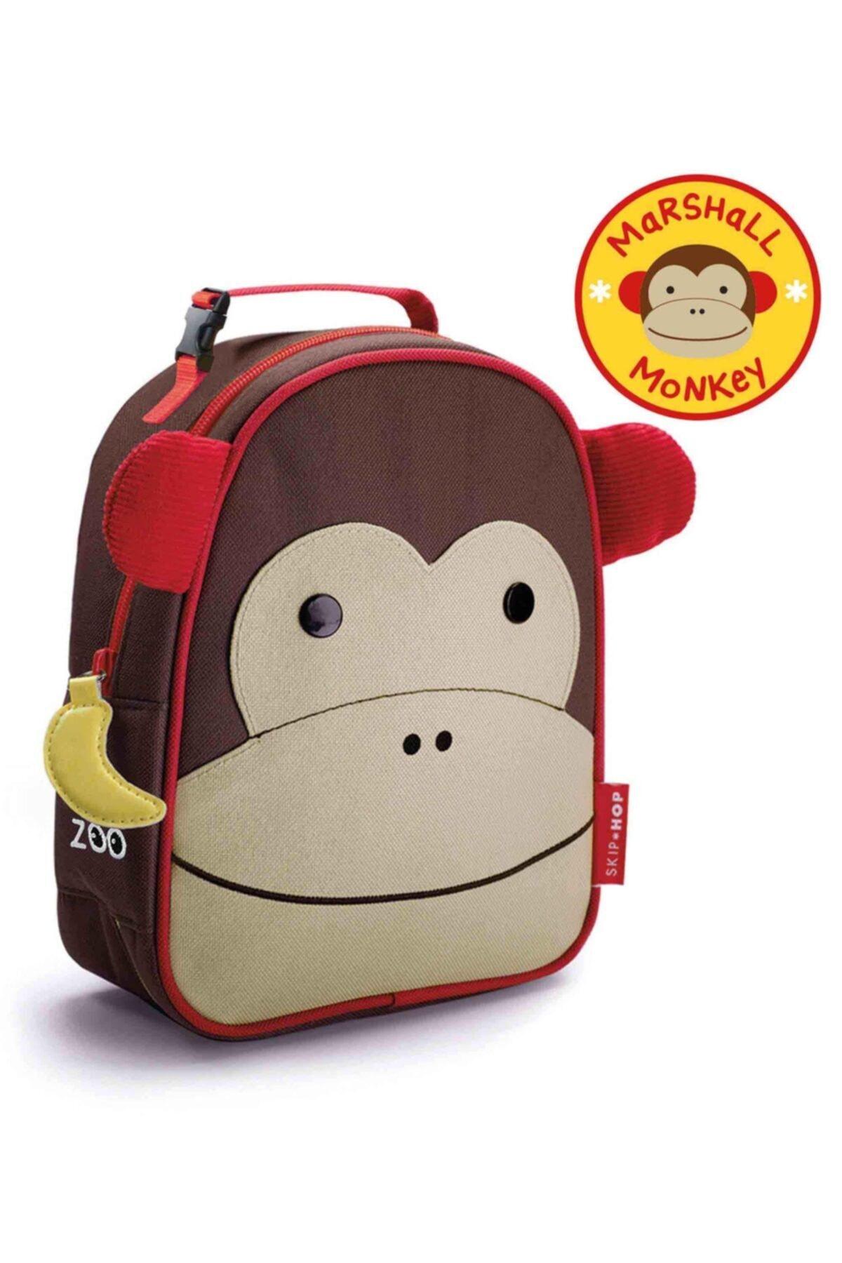 Skip Hop Beslenme Çantası Maymun 1