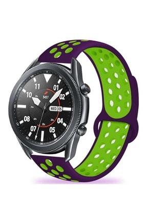 zore Samsung Galaxy Watch 46mm (22mm) Krd-02 Silikon Kordon