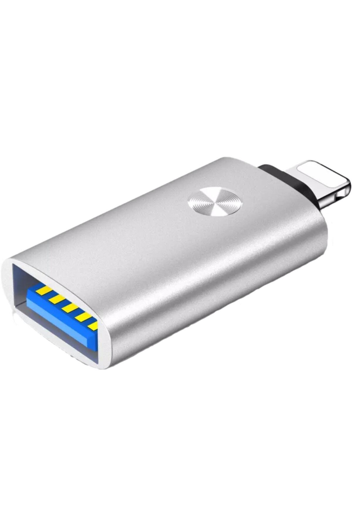 DLCTECH Apple Lightning Usb Adaptörü ( Iphone Ve Ipad Için ) 1