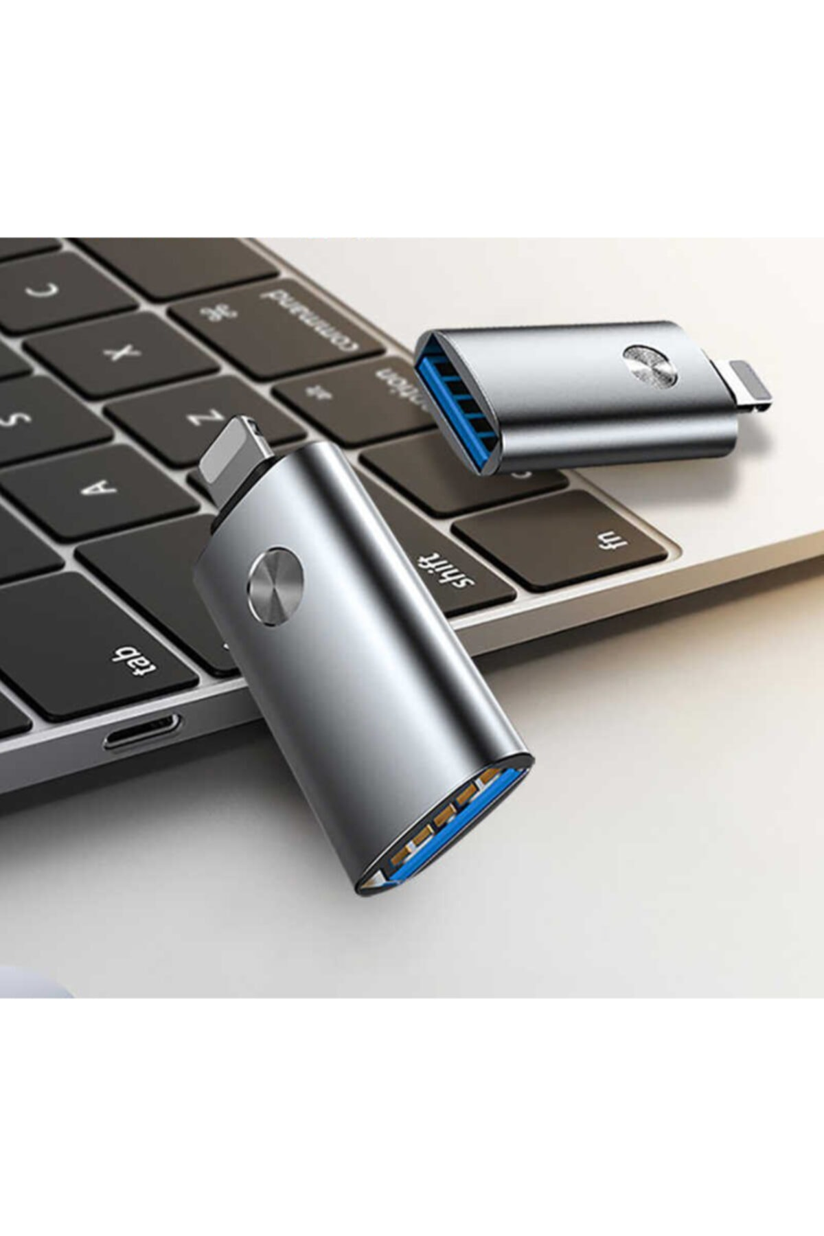DLCTECH Apple Lightning Usb Adaptörü ( Iphone Ve Ipad Için ) 2