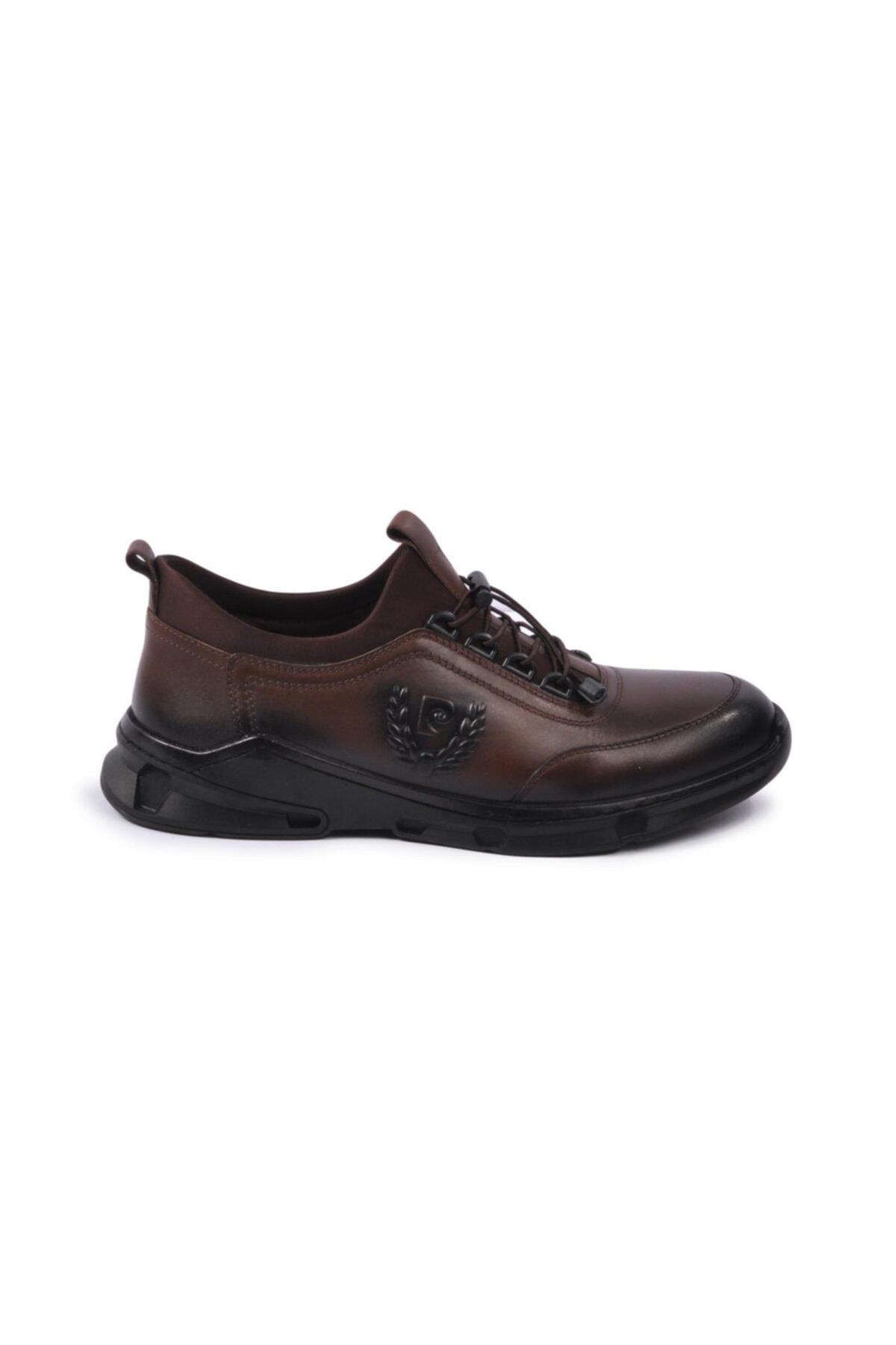 Pierre Cardin -1 Kahve Erkek Günlük Ayakkabı 2