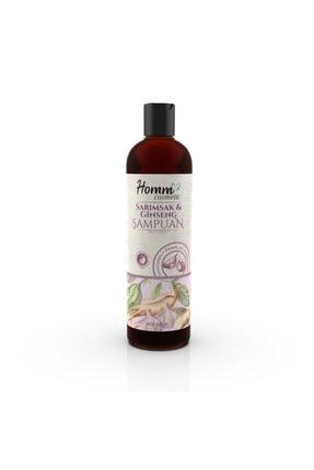 Homm Bitkisel Homm Life Sarımsak Ginseng Şampuan 400 ml