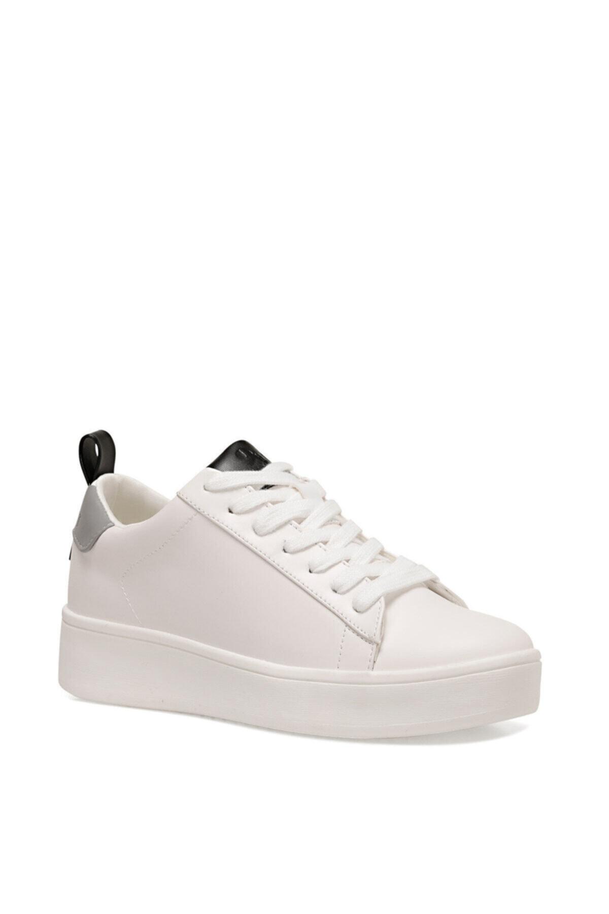 Nine West STENNA Beyaz Kadın Sneaker Ayakkabı 100524845 2