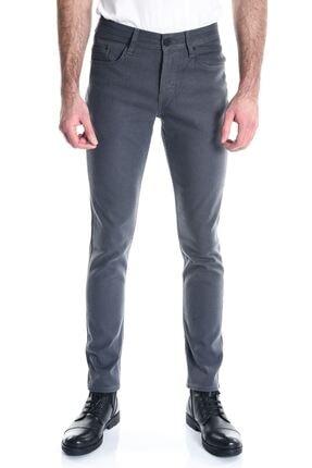 LTC Jeans Antrasit Sade Yeni Slimfit Erkek Pantolon