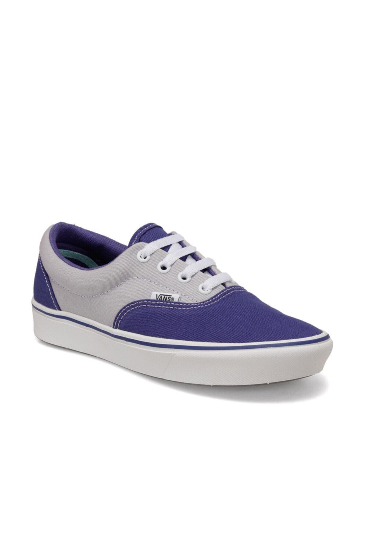 Vans UA COMFYCUSH ERA Mavi Erkek Kalın Tabanlı Sneaker 100583460 1