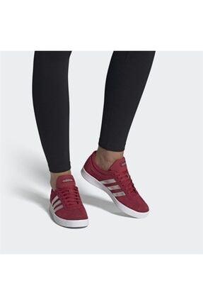 adidas Vl Court 2.0 Bordo Kadın Spor Ayakkabı Ee6785 V1