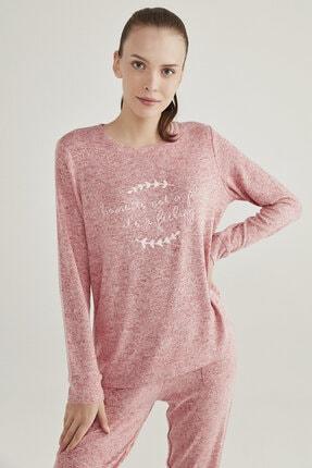 Penti Pembe Melanj Pink Feeling Sweatshirt