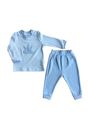 Ciccim Baby Bigbang Bebek 2li Takım Mavi