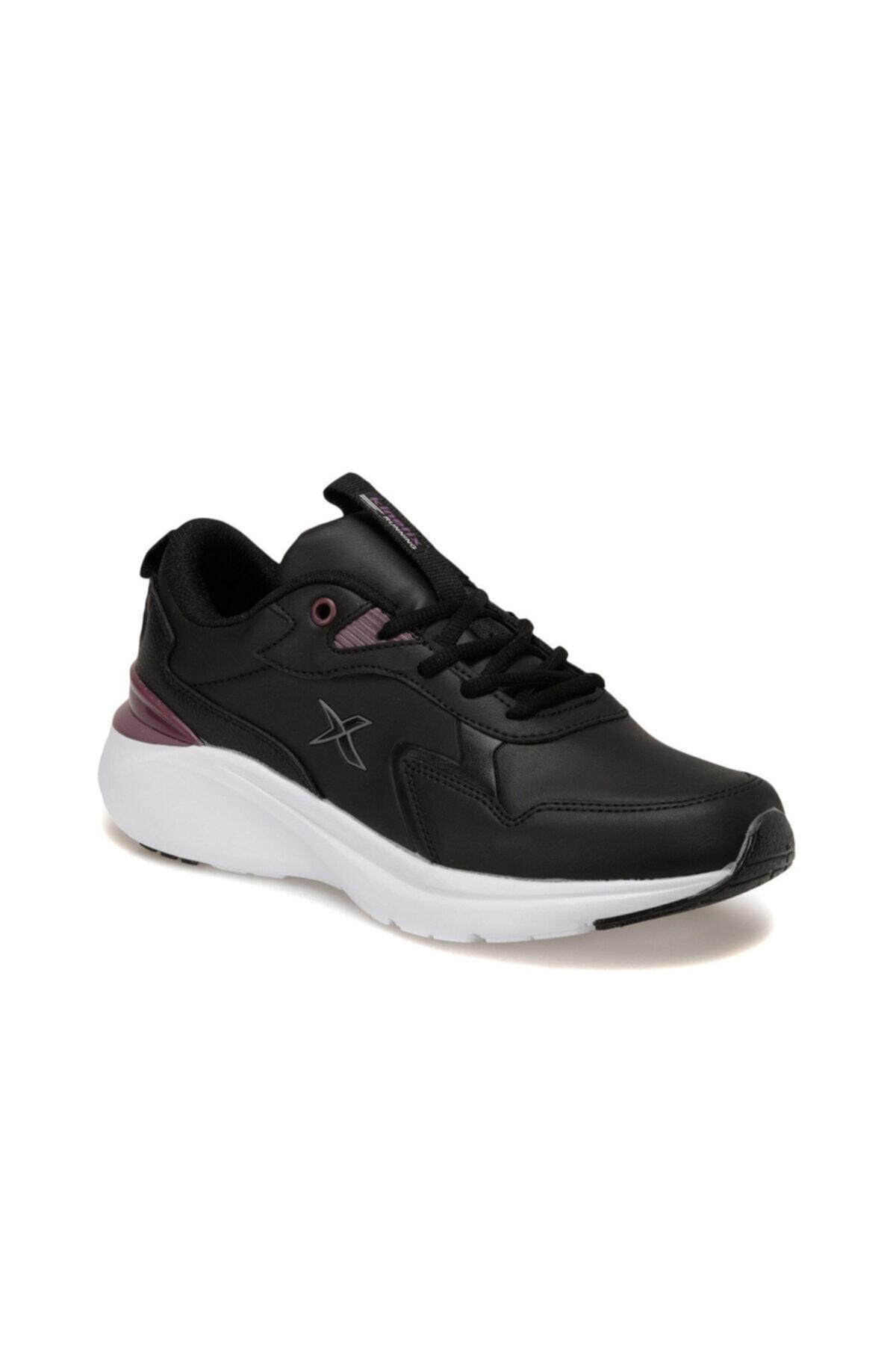Kinetix Verna W Siyah Kadın Sneaker Ayakkabı 1