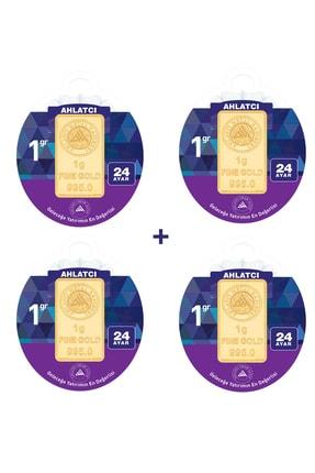 Ahlatcı 24 Ayar - 4 gram Külçe Altın