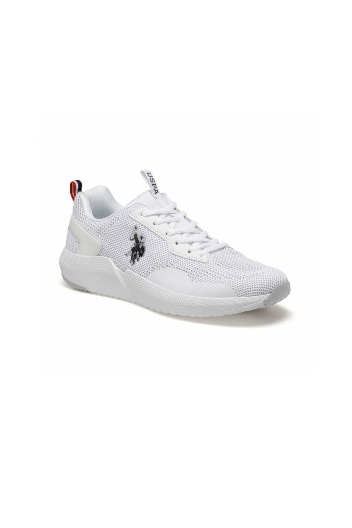 Polo SAM Beyaz Erkek Sneaker Ayakkabı 100489809 1