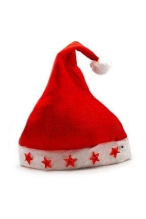 Partibeta Yılbaşı Işıklı Noel Baba Şapka