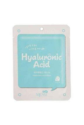 Mjcare On Hyaluronic Acid Mask - Hyalüronik Asit Özlü Yüz Maskesi
