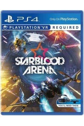 Sony Ps4 Vr Starblood Arena - Vr Oyunudur !!!