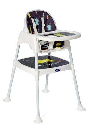 GUİMO Astro Dinolu Masalı Lüx Mama Sandalyesi