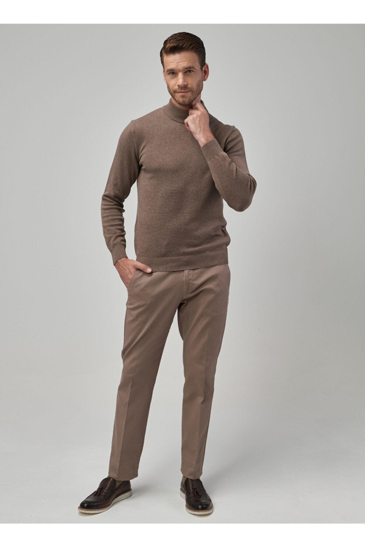 ALTINYILDIZ CLASSICS Regular Fit Casual Pantolon 1
