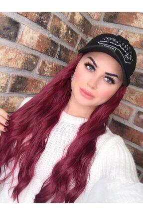Suzan Peruk Luna Doğal Dalgalı Şapkalı Saç Mr1
