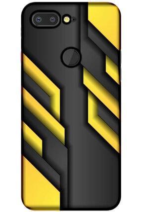 Noprin General Mobile Gm9 Pro Kılıf Silikon Baskılı Desenli Arka Kapak