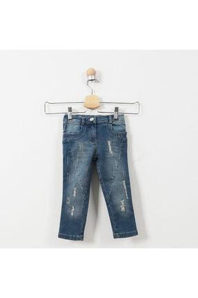 Panço Kız Çocuk Denim Pantolon 19221059100