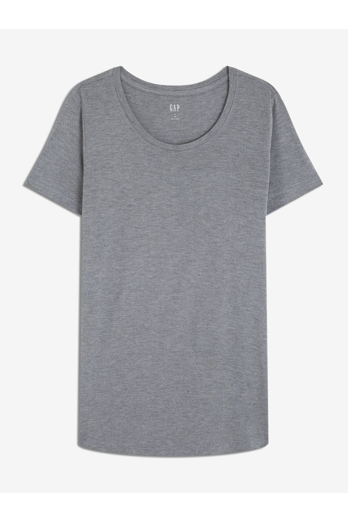 GAP Kadın Kısa Kollu Jarse T-shirt 1