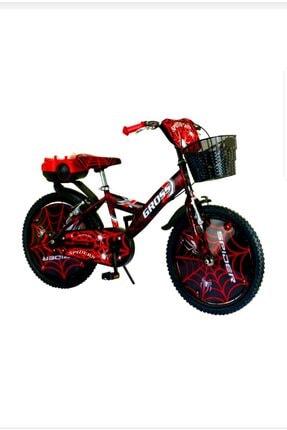 Gross 20 Jant Kırmızı-siyah Bisiklet