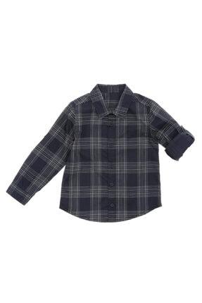 Panço Erkek Çocuk Uzun Kollu Gömlek 19112063100