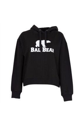 Bad Bear 20.04.12.007 Kadın Sweatshırt Sıyah