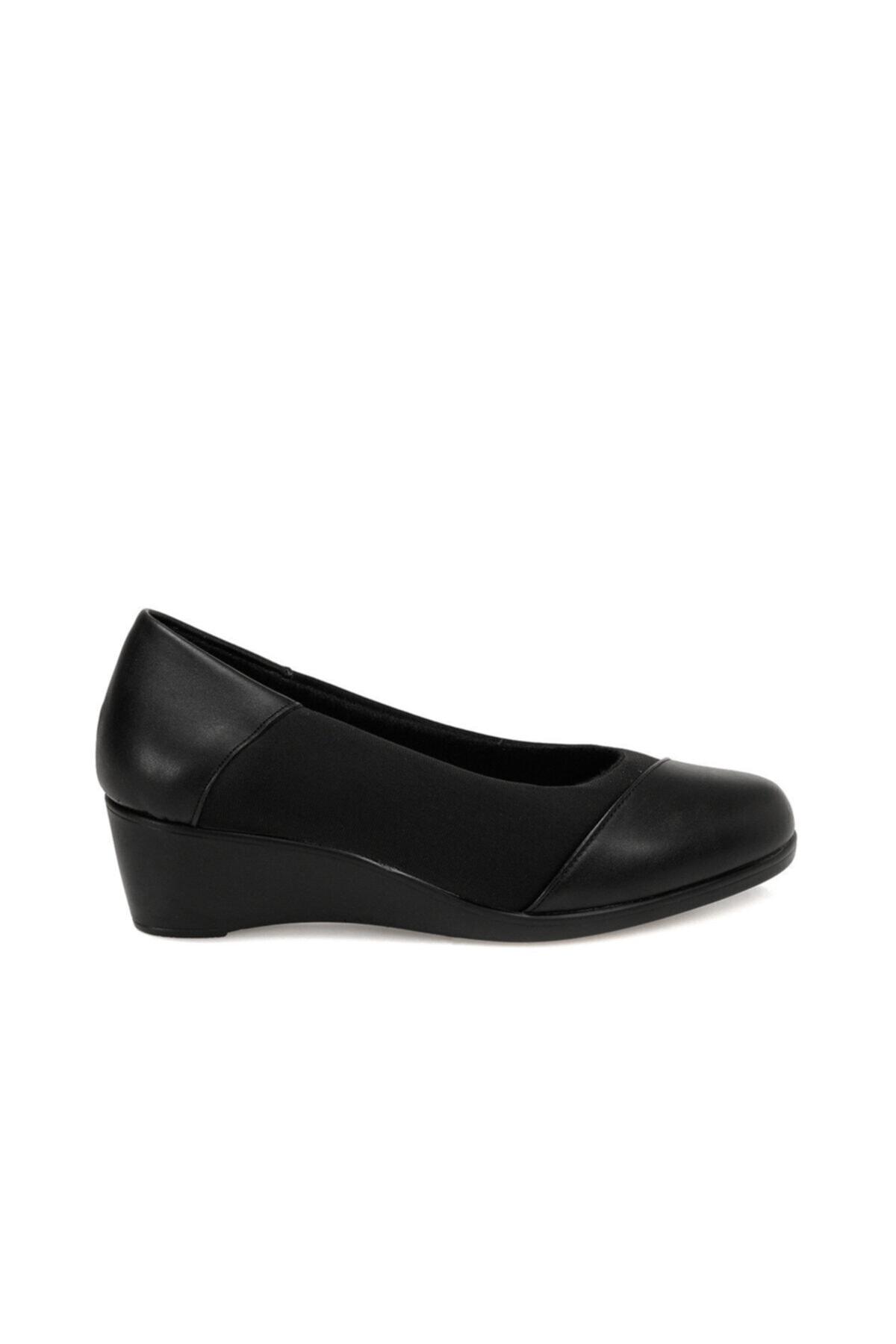 Polaris 161389.Z Siyah Kadın Comfort Ayakkabı 100548490 2