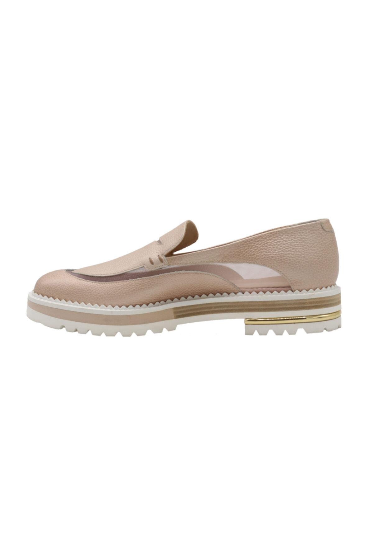 ALBERTO GUARDIANI Hakiki Deri Bayan Ayakkabı 2