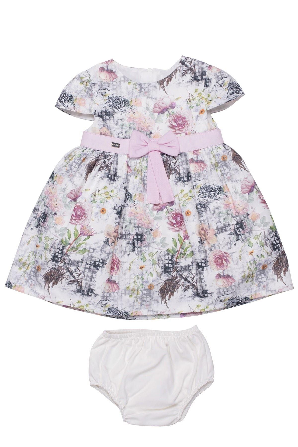 Babydola Kız Bebek Elbise 2'li Set 2
