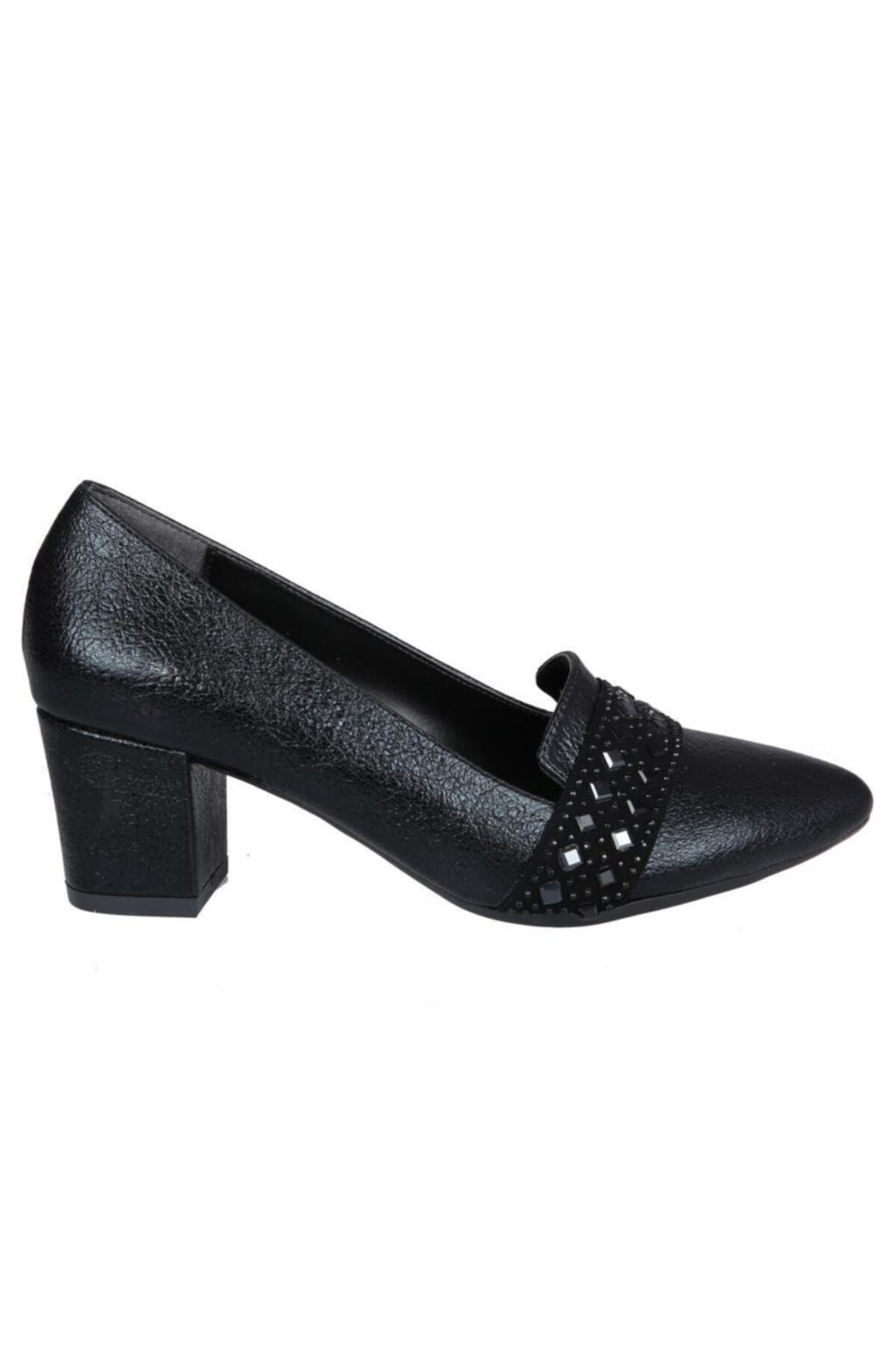 PUNTO 533060 Siyah Kadın Stiletto 1