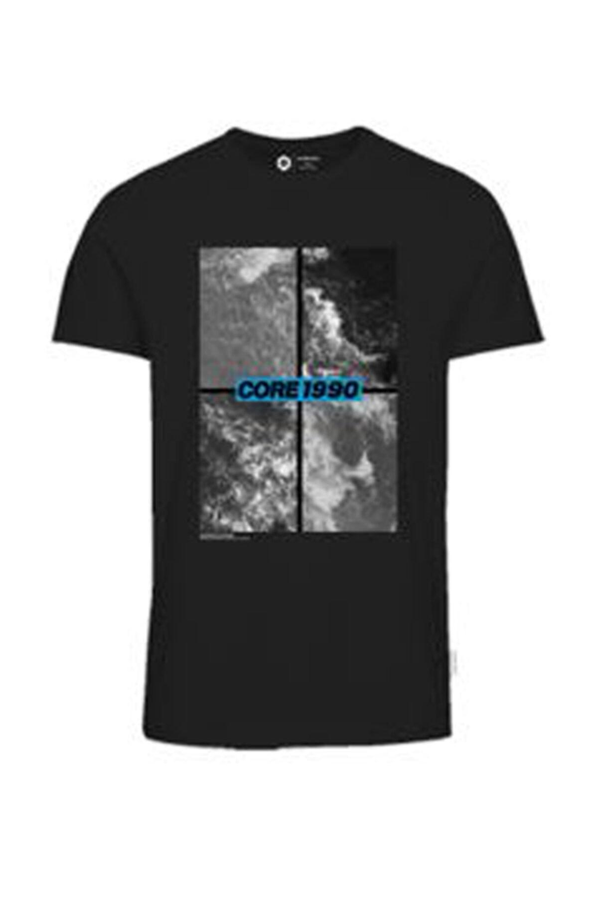 Jack & Jones Bisiklet Yaka T-shirt 12166371 Jcomango 1