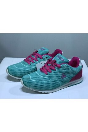 LETOON Yeşil Kadın/kız Spor Ayakkabısı