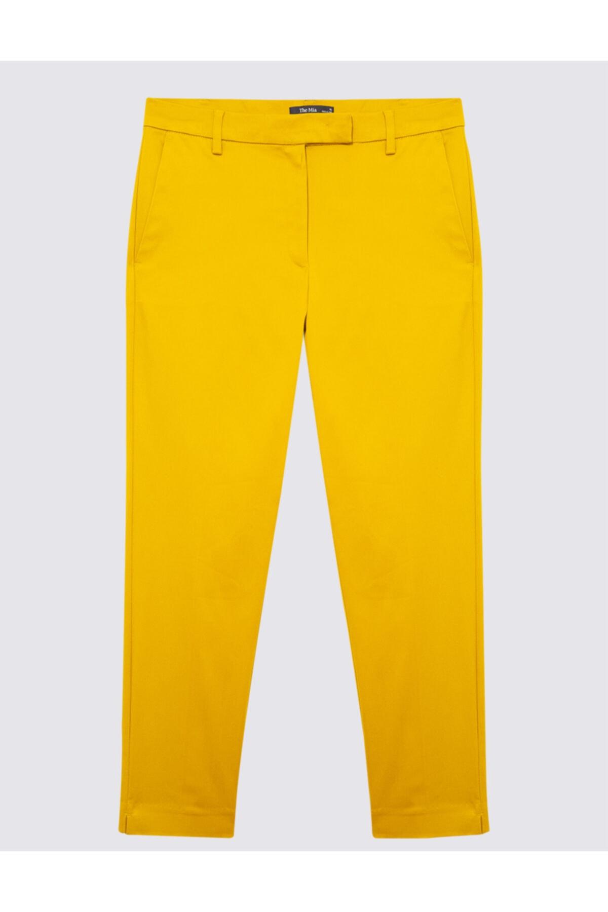 Marks & Spencer Pamuklu 7/8 Pantolon 1