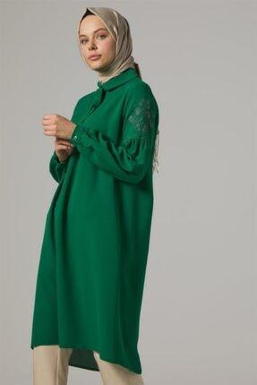 Doque Tunik-yeşil Do-a9-61093-25