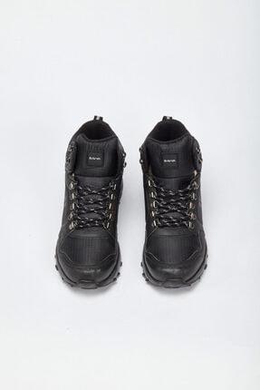 Avva Erkek Siyah Spor Ayakkabı A02y8009