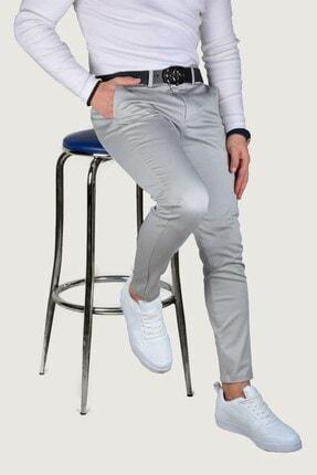 Terapi Men Erkek Keten Pantolon 9y-2200189-007 Gri