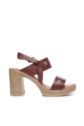 KEMAL TANCA Kadın Derı Sandalet Sandalet 169 7071 Bn Sndlt